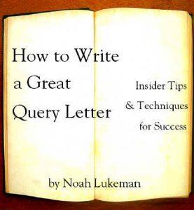Noah Lukeman's 3 Paragraph Rule