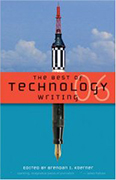 Brendan I. Koerner: What Does It Take to Write in the High-Stakes Field of Technology?