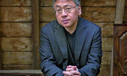 Nobel Prize in Literature 2017 Kazuo Ishiguro