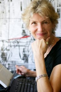 Marcia Meier, editor, publisher and author