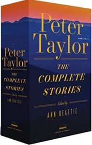 Peter Taylor Complete Stories Two volumes 1938-1959 & 1960-1992
