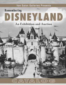 """Remembering Disneyland"" Auction Set December 16"