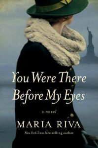 Book Review: You Were There Before My Eyes by Maria Riva