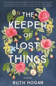Ruth Hogan Debut: The Keeper of Lost Things