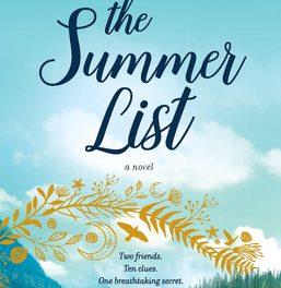 Summer List by Amy Mason Doan