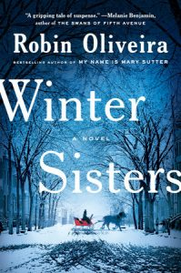 Winter Sister by Robin Oliveria