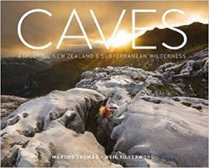 Caving Book Wins  New Zealand National Mountain Book Award-2018