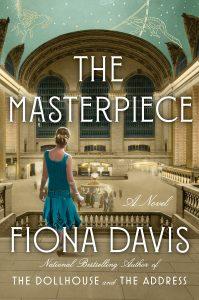 The Masterpiece by Fiona Davis