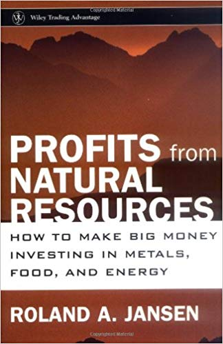 Profits and Natural Resources