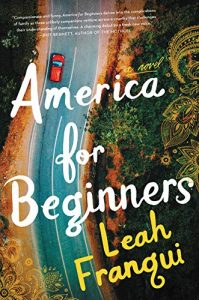 America for Beginners by Leah Franqui: An Unlikely Trio Bonds