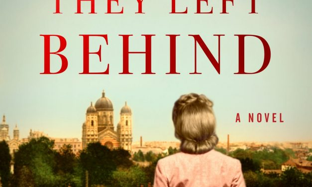 Roxanne Veletzos' The Girl They Left Behind Depicts Life Behind Iron Curtain