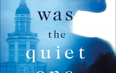 She was the Quiet One, a Novel, Speaks to #MeToo Movement