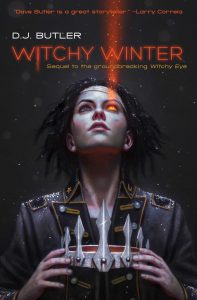 Witchy Winter by D. J. Butler