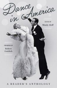 Dance In America Edited by Mindy Aloff