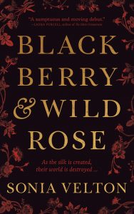Huguenot Silk Weavers Inspire Velton's Debut, Blackberry and Wild Rose