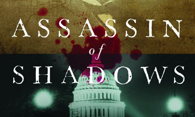 Goldstone's Assassin of Shadows Blends Fiction and History