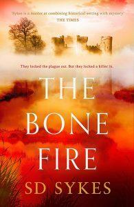 The Bone Fire by S. D. Sykes