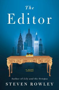 The Editor Explores Mother/Son Relationships