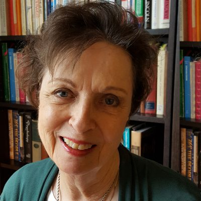 Doris Booth, editor-in-chief, Authorlink