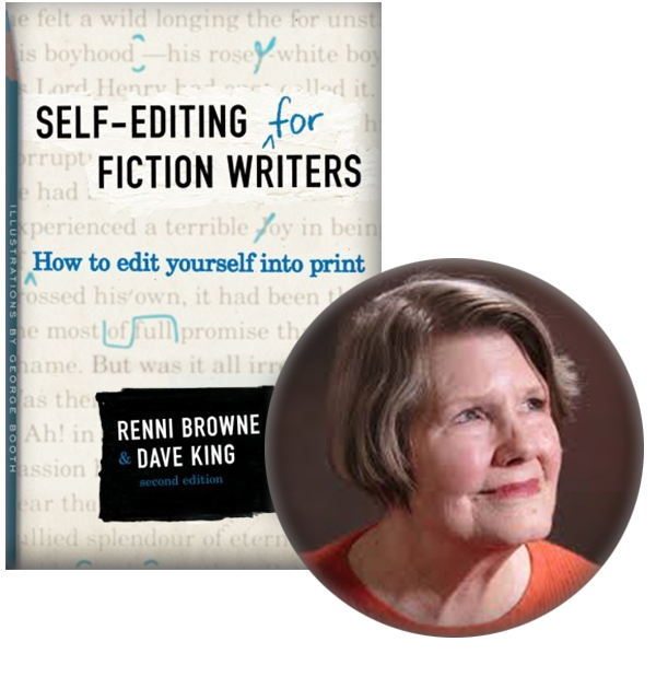 Self-Editing for Ficition Writers, by Renni Browne and Dave King