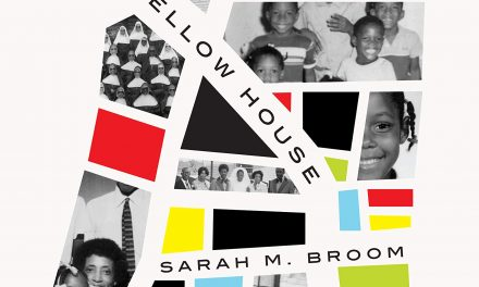 Book Award Winner, The Yellow House by Sarah Broom