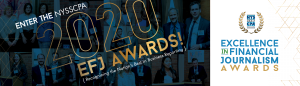 Call for Entries: Financial Journalism Awards