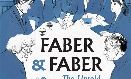 Faber's Grandson Offers Insights Into Literary Greats