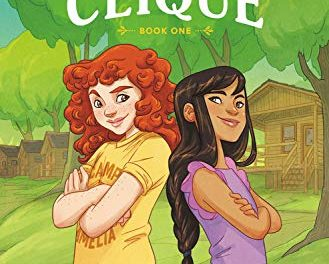 Camp Clique by Eileen Moskowitz-Palma