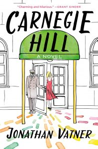 Interview: Carnegie Hill Looks at Love and Marriage at a Co-Op