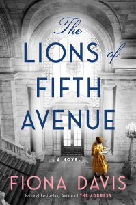 Book Review: The Lions of Fifth Avenue by Fiona Davis