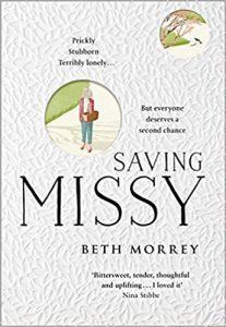 Saving Missy, a Debut Novel by Beth Morrey