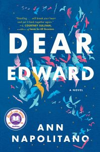 """Napolitano's """"Dear Edward"""" Seeks Meaning Amid Grief"""