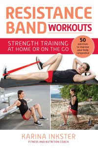 Resistance Band Workouts by Karina Inkster