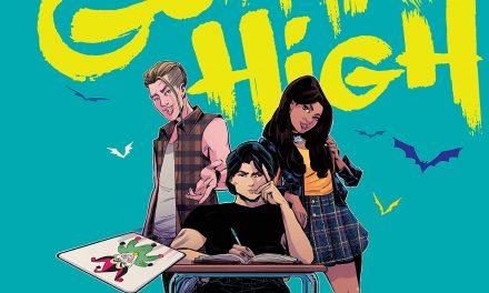 Book Review: Gotham High by Melissa de la Cruz