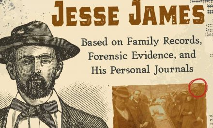 The Mysterious Life and Faked Death of Jesse James by Daniel Duke