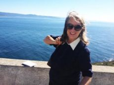 Joanne Leedom-Ackerman, novelist and journalist