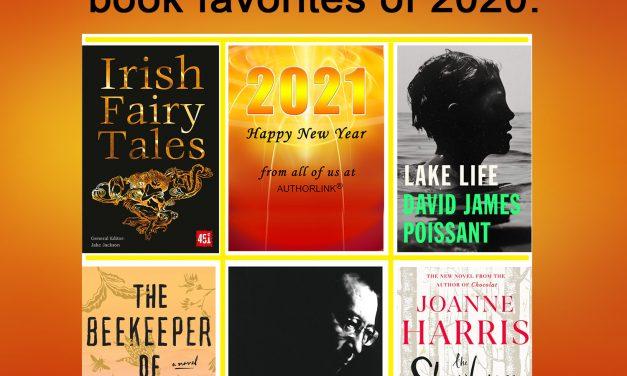 Authorlink Top Five Book Picks of 2020