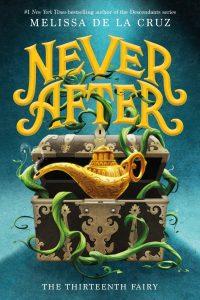 Review: Never After by Melissa De La Cruz