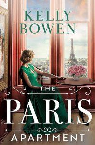 Review:  The Paris Apartment by Kelly Bowen