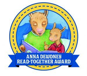 Anna Dewdney Read Together Award Winner and Honor Books Announced
