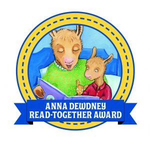 Anna Dewdney Read Together Award winner announced