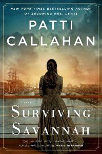 Review: Surviving Savannah by Patti Callahan