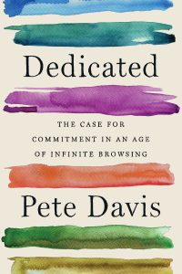 Books to Read: Dedicated by Pete Davis