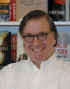 Brian DeFiore, literary agent