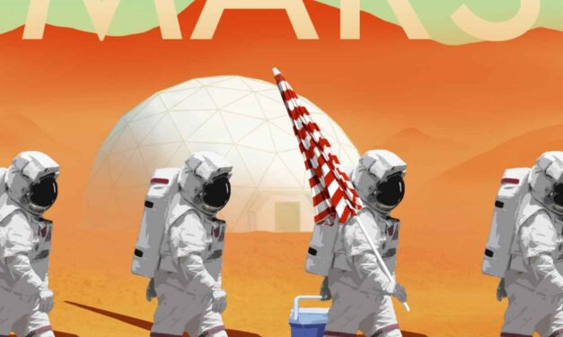 Interview: How to Mars by David Ebenbach