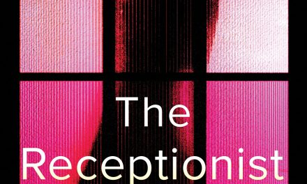 Review: The Receptionist by Kate Myles