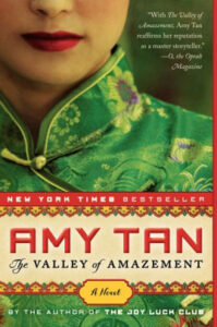 Part 2: Amy Tan: On Challenges of Writing Her Latest Release-2014