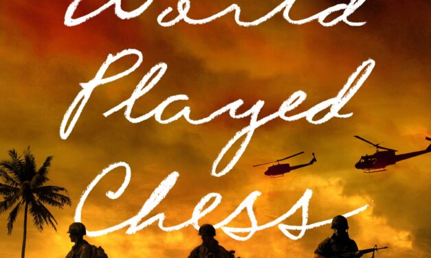 Review: The World Played Chess by Robert Dugoni