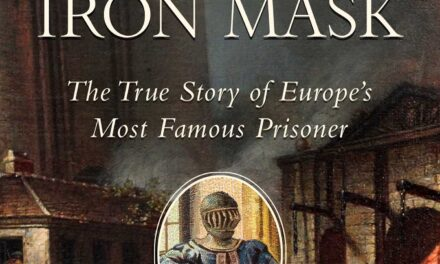 Books to read:  The Man in the Iron Mask by Josephine Wilkinson
