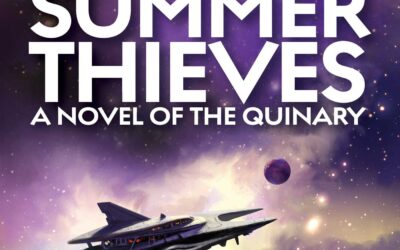 Books to read: The Summer Thieves by Paul Di Filippo